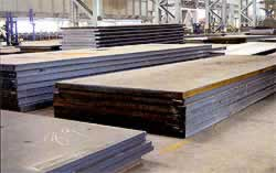 Steel Shipping Plate